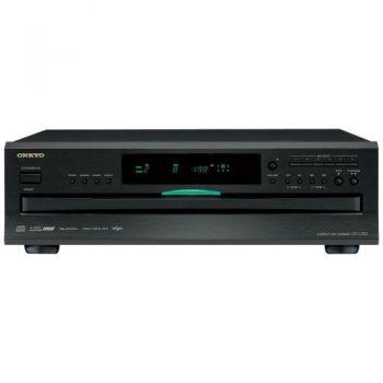 ONKYO DX-C390 B.Compact Disc Multiple, Negro