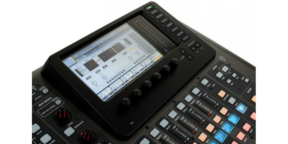 BEHRINGER X32 COMPACT DISPLAY