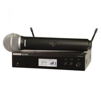 SHURE BLX24R PG58 Microfono inalambrico de Mano BLX-24REPG58
