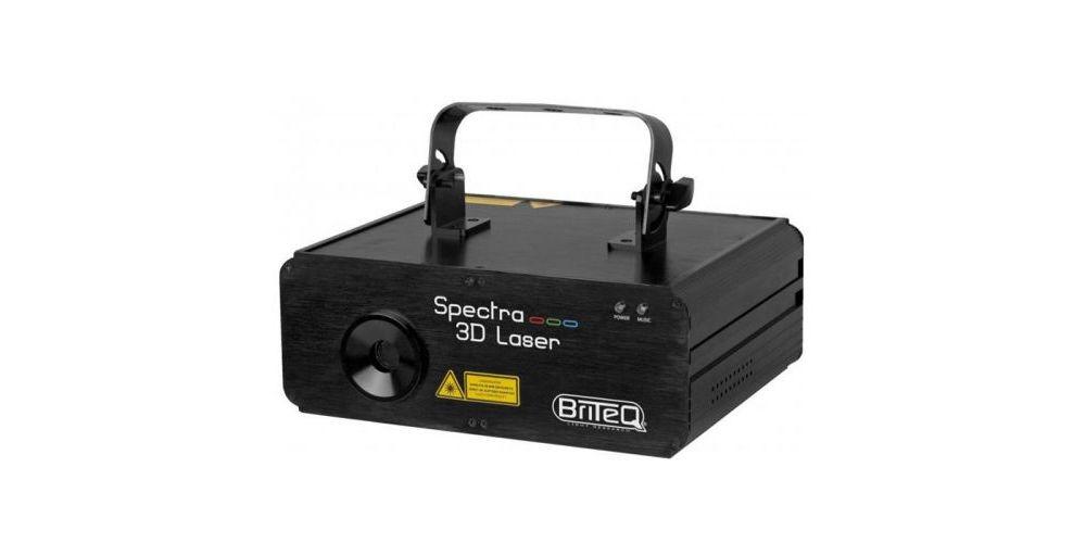 spectra 3d laser briteq