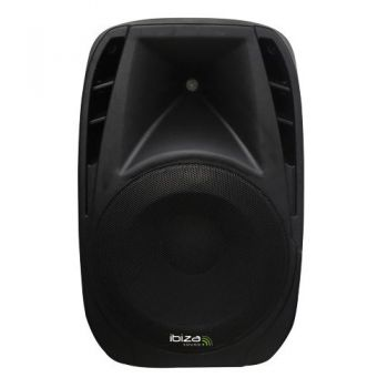 "IBIZA SOUND BT10A, Altavoz Activo 10"",  MP3, Bluetooth, 250 W"