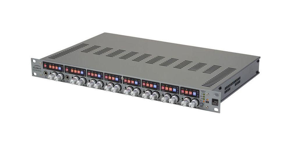 Audient ASP 880 Previo de Micro 8 Canales