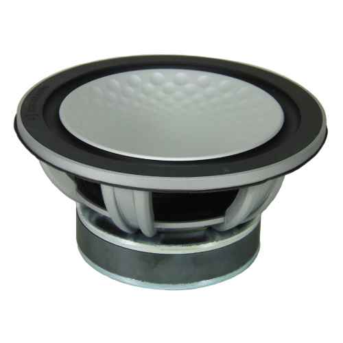 Silver 1 black oak altavoz