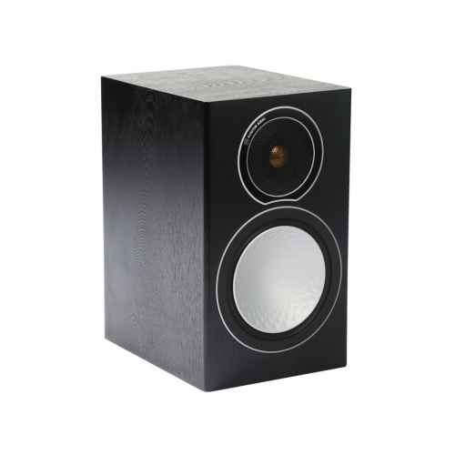 MONITOR AUDIO SILVER 1 Black Oak Pareja