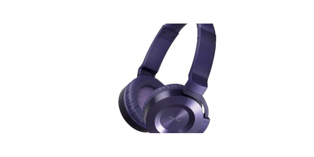 onkyo es fc300 v auricular violeta