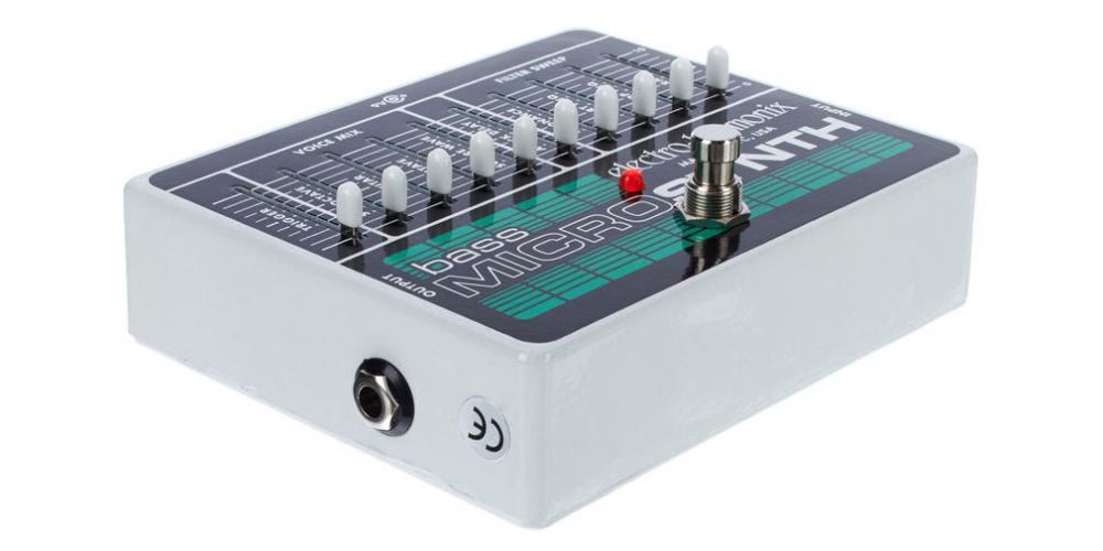 electro harmonix xo bass microsynth 4