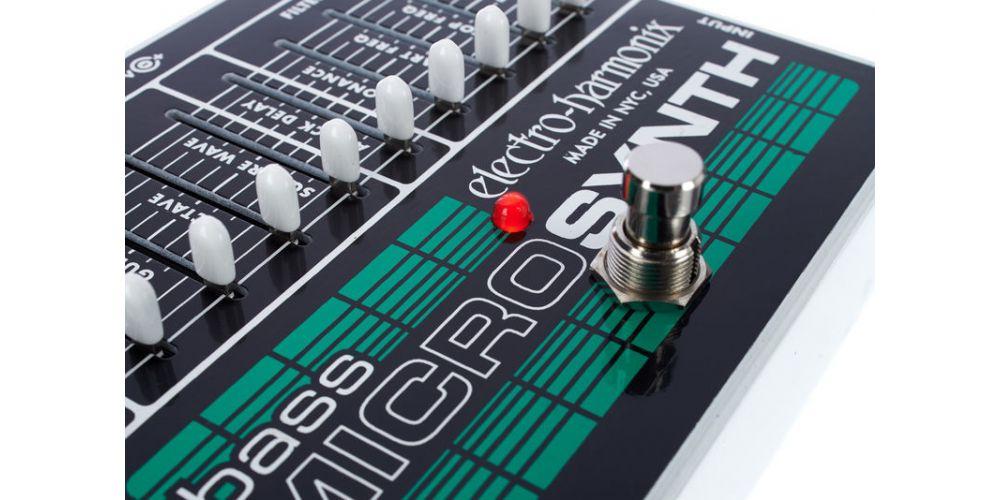 electro harmonix xo bass microsynth 5