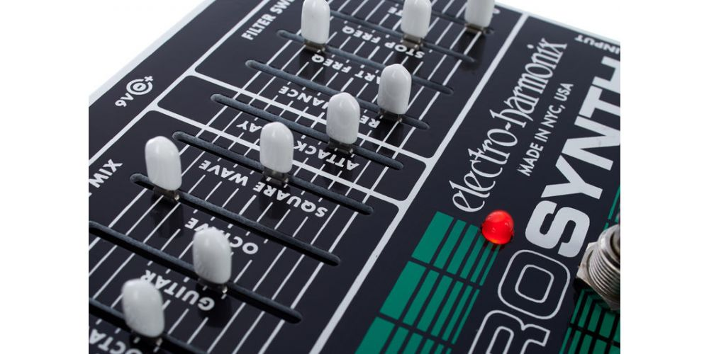 electro harmonix xo bass microsynth 6
