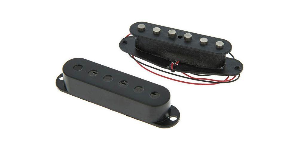 Oferta Dimarzio Evolution Middle negra ISCV2BK Guitar