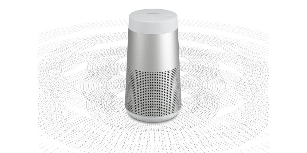 bose revolve grey sonido360 sonido envolvente