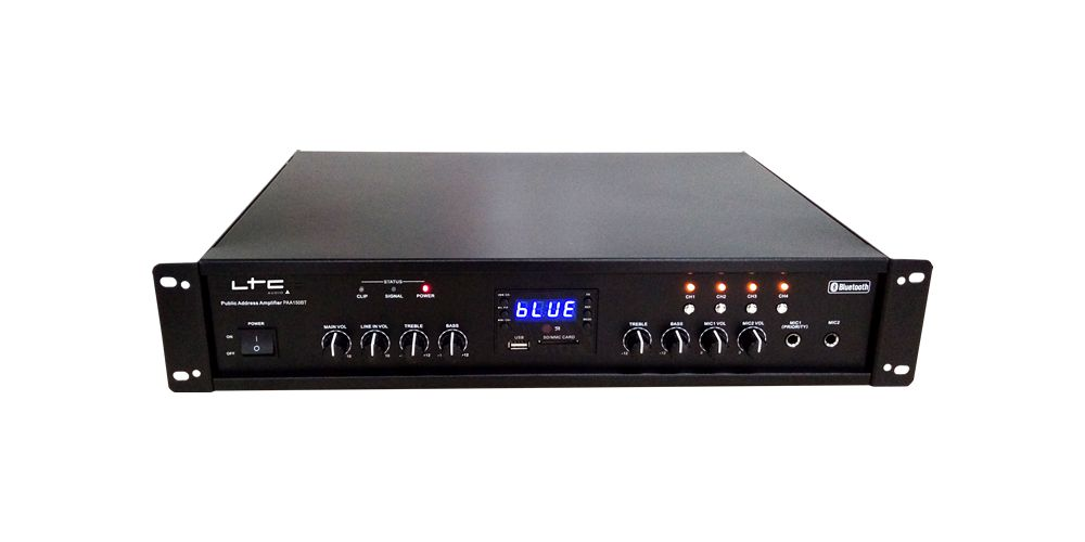 LTC PAA 150BT Amplificador 4 Zonas