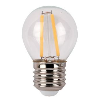 Showtec LED Bulb Clear 3W