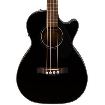 Fender CB-60SCE. Bajo Acústico Negro