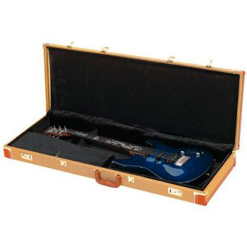 Rockbag Estuche Guitarra Electrica Vintage Tweed