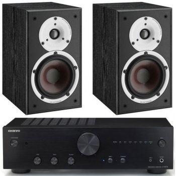 ONKYO A-9010 B+Dali Spektor 1 Conjunto Audio
