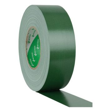 Antari Gaffa Tape 50mm 50m Green Nichiban Cinta Verde 90632