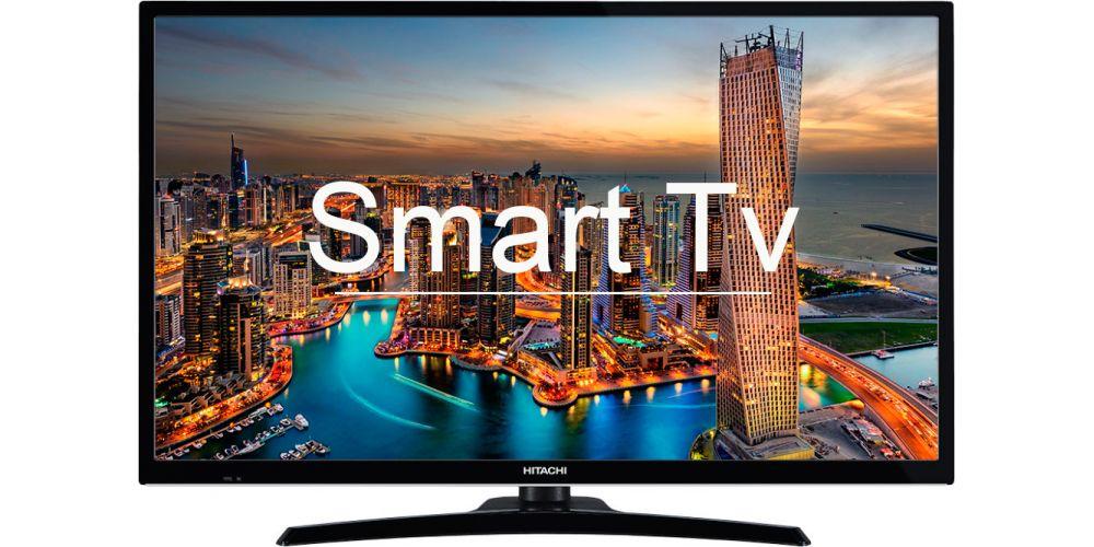 televisor hitachi 32 smart wifi