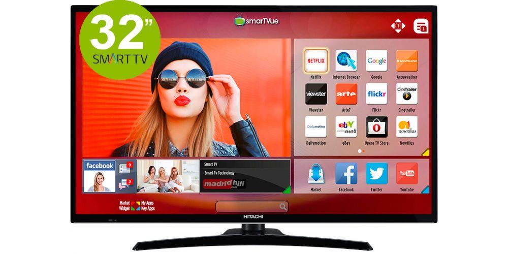 tv hitachi 32 32he2000 smart tv