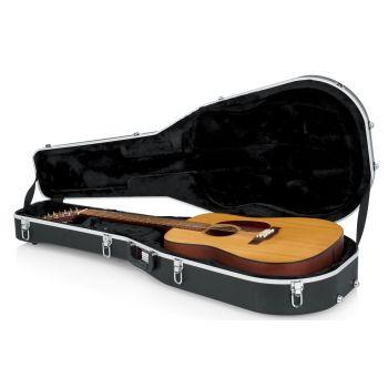 Gator GCDREAD-12 Estuche Rígido de ABS para Guitarras Acústicas