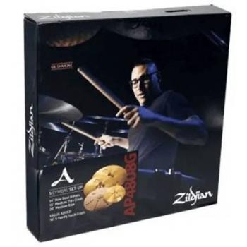 Zildjian Set Platos Avedis Limited Box 14/18/18/20