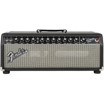 Fender Bassman 800 Head Black Cabezal Bajo