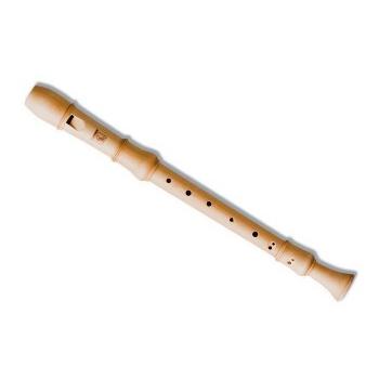 Hohner 9594-3 Flauta Alto Madera Peral 3 Piezas 9594-3