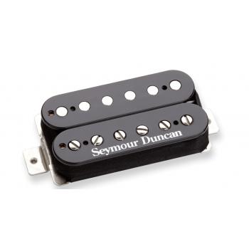 Seymour Duncan SH-11 Custom Custom Negro Pastilla para Guitarra Eléctrica