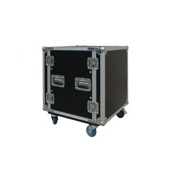 Work Pro RackTour Pro 12 R Rack con sistema antigolpes 12 unidades. Ruedas