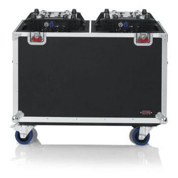Gator G-TOUR MH250 Case para 2 Cabezas Móviles de Estilo 250
