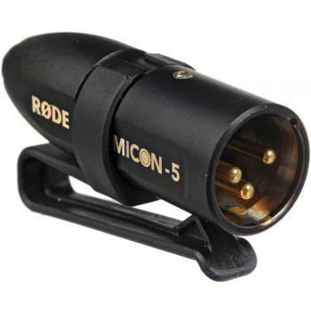 Rode Micon 5 Adaptador Para HS1,PINMIC ,Lavalier Formato XLR