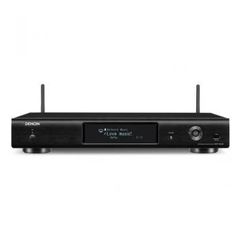 DENON DNP730K Negro. Reproductor Audio Red con Radio