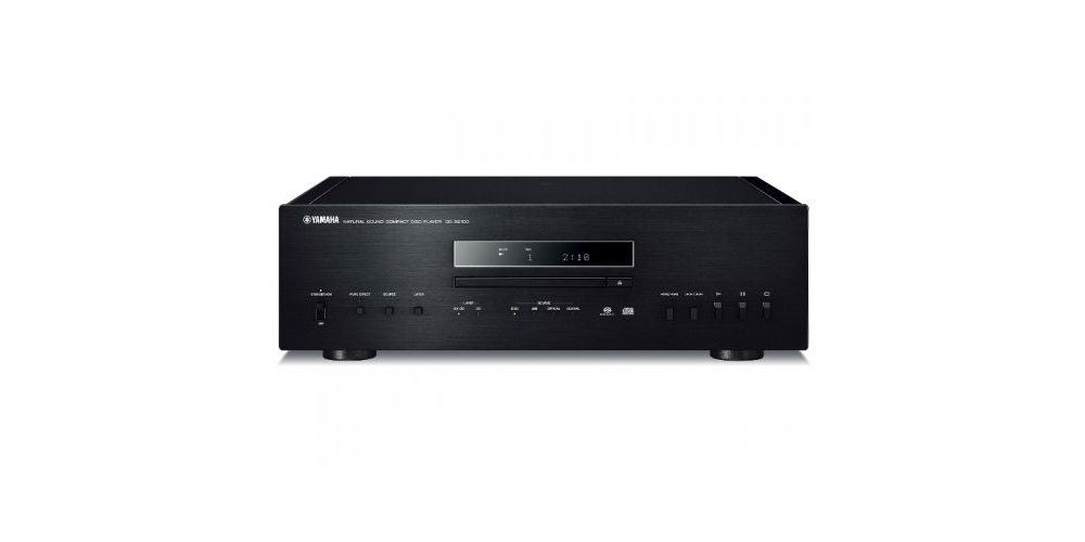 YAMAHA CDS-2100  Black Compact Disc CDS2100