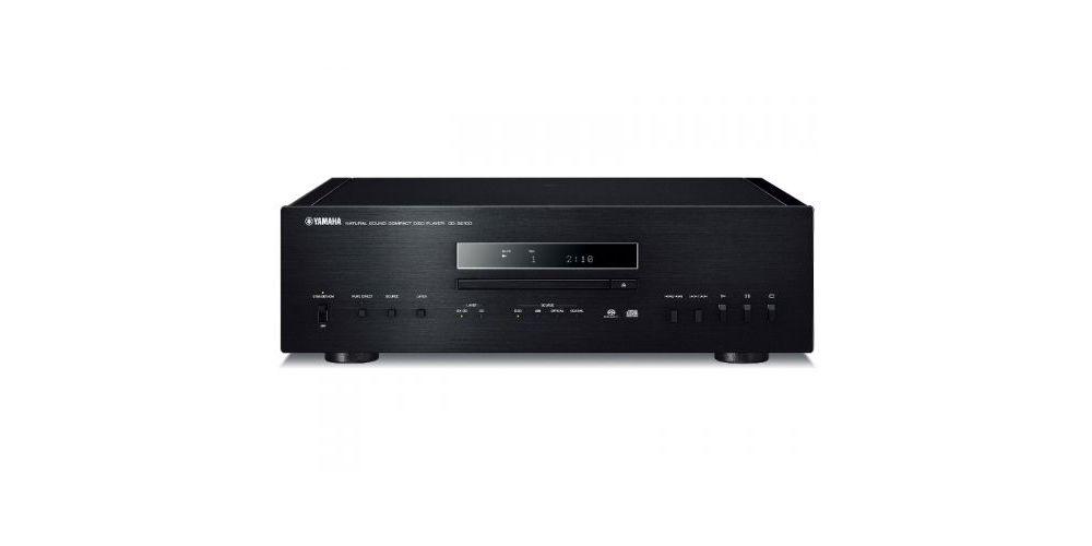 yamaha cd s2100 black piano black cd alta gama