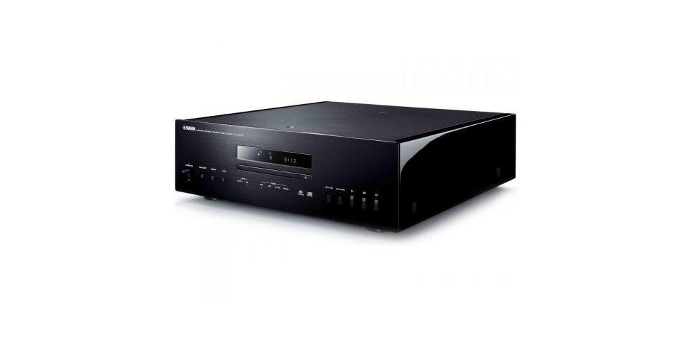 yamaha cd s2100 black piano black compact disc