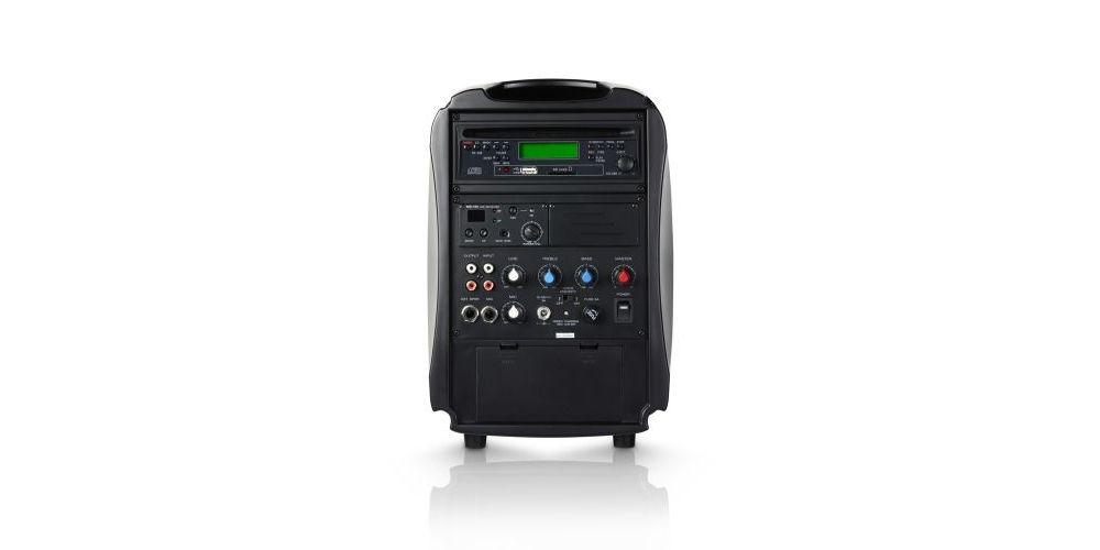 LD SYSTEMS Roadboy 65 HS Altavoz de PA portátil con Micro de Diadema