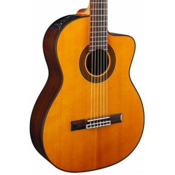 TAKAMINE GC5CE-NAT Guitarra Clásica Electrificada Cutaway
