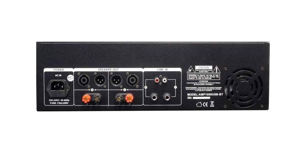 comprar AMP1000USB BT P