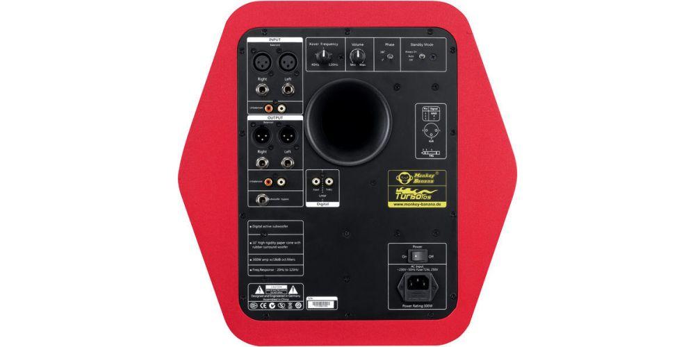trasera monkey banana turbo10s rojo