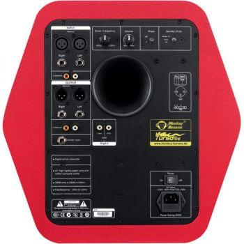 Monkey Banana Turbo 10S Red Subwoofer