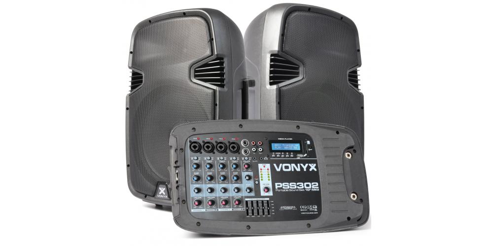 Vonyx PSS 302