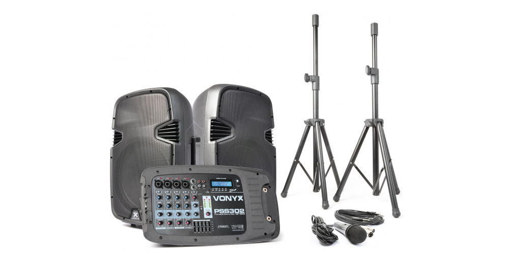 altavoces Vonyx PSS 302