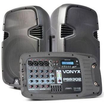 Vonyx 170118 Sistema PA PSS 302
