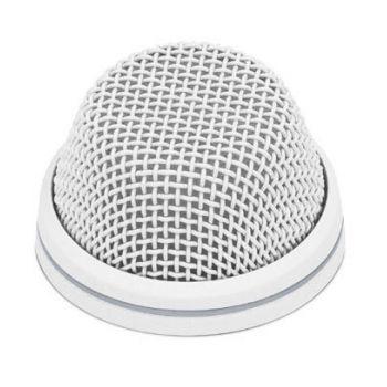 Sennheiser MEB 104 L-W Microfono Superficie Blanco con luz indicador