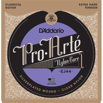 D Addario EJ-44 X Hard Cuerdas Guitarra Clásica