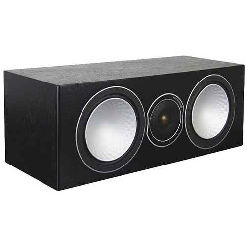 MONITOR AUDIO SILVER CENTRE, Black