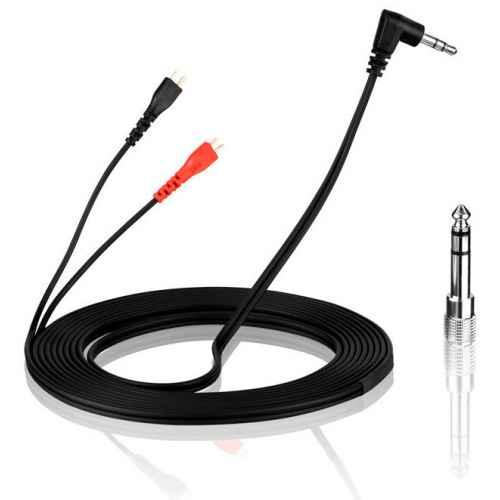 zomo cable hd 25 straight black 3 m