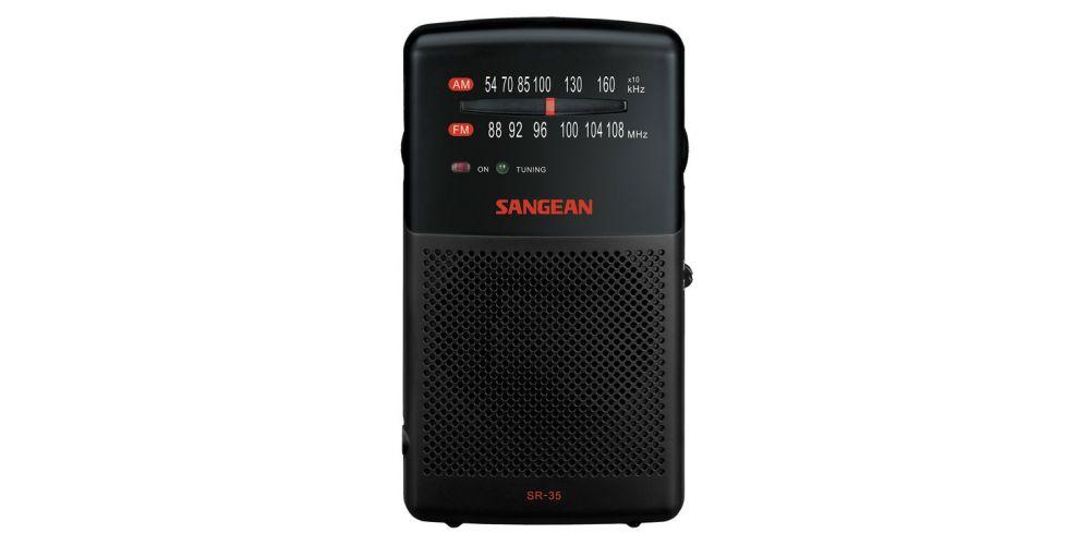 SANGEAN SR35  Radio Bolsillo FM-AM