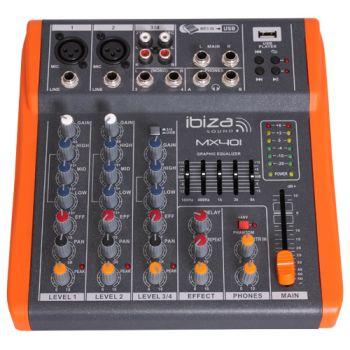Ibiza Sound Mx 401