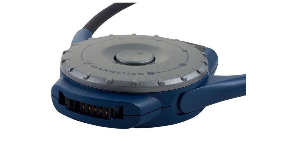 sennheiser hde2020 d conexiones auricular tourguide