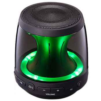 LG PH1 Negro Altavoz Bluetooth Omnidireccional 360º